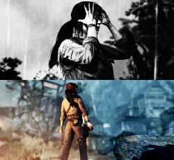 my stuff Lara Croft Tomb Raider