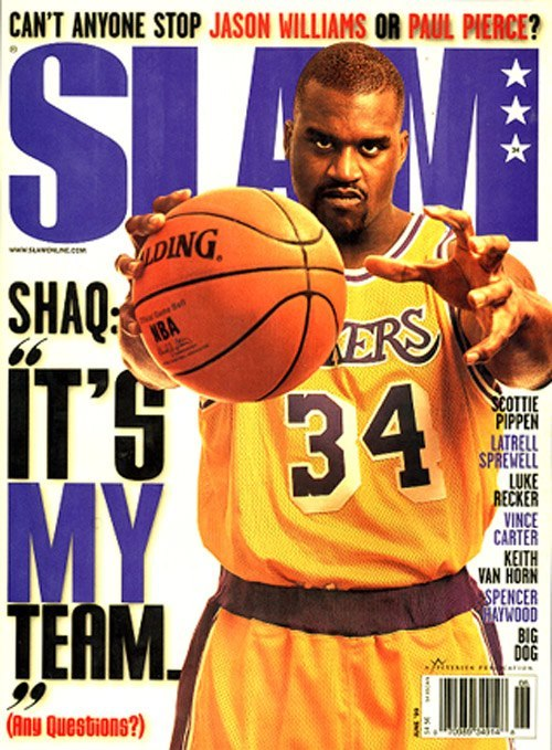 Again Happy Birthday Shaq!