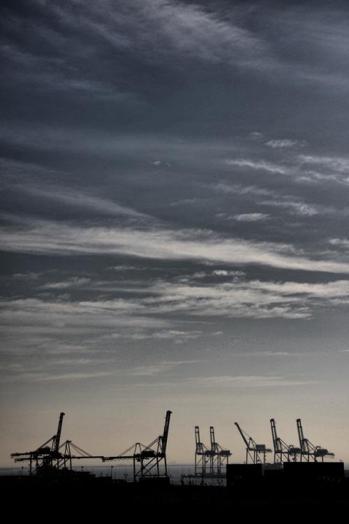 港 港湾 海 風景 landscape sea port photograph jumym