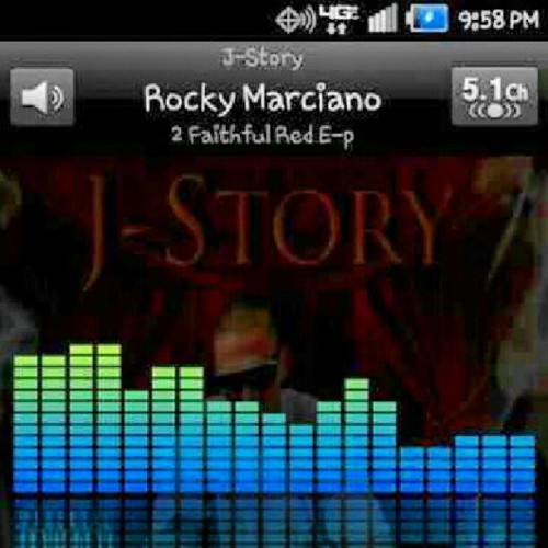 Go Support the heavyweight  champions anthem #RockyMarciano @ youtube.com/IamJStory