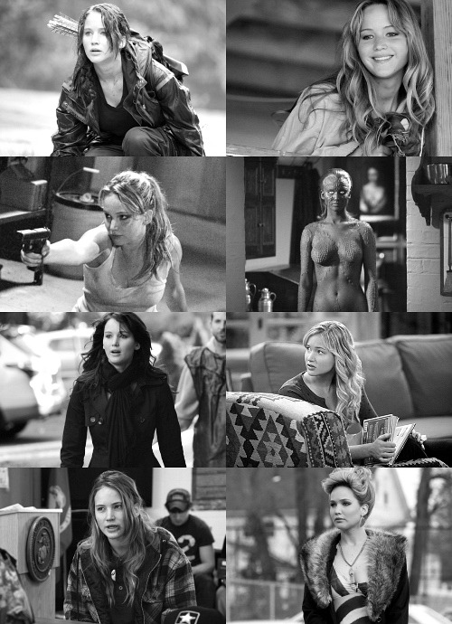 20 Versatile Actors/Actresses: Jennifer Lawrence