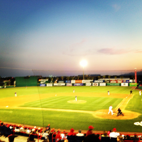 Space Coast Stadium. Spring training home of the Nationals.