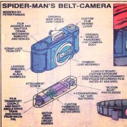Got my eye on some new #camera gear. #spiderman