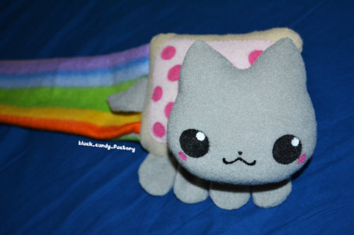 Nyan Cat Scarf  sold by acidkokoro $29.53