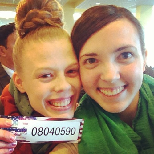America's Got Talent, here we come!!!! Macy is going to be amazing!