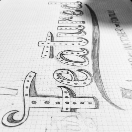I was featured on #fontli for the #inktober challenge! https://medium.com/@Fontli/inktober-day-14-e6c0309331f2.  #letters #lettering #illustration #doodle #drawing #practice