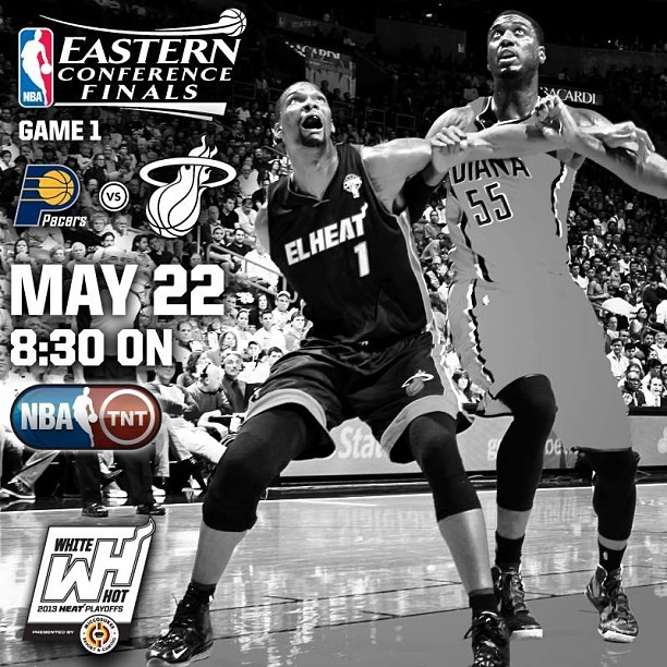 Let's fucking go #miamiheat #heatnation #nbaplayoffs2013