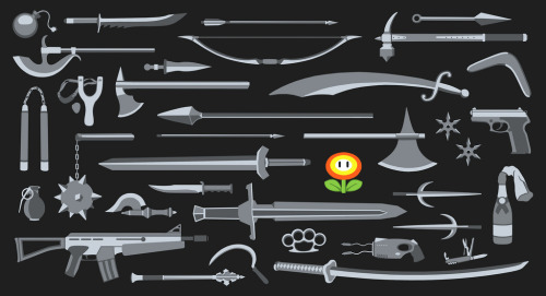 graphiceverywhere:  Choose Your Weapon (by davidfromdallas)
