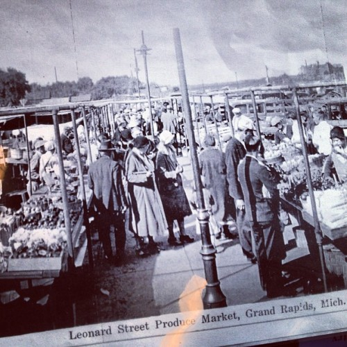 In the archives. #LocalFood #GrandRapids  (at Grand Rapids Public Library - Main Branch)
