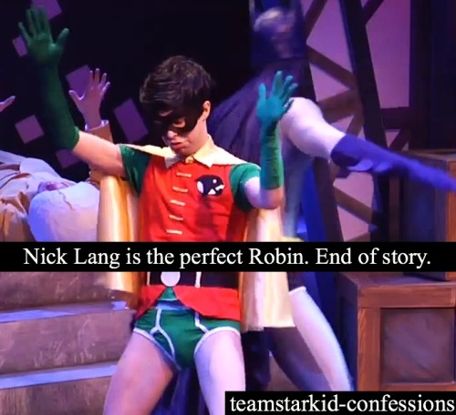 teamstarkid-confessions:  Confessed by: Anonymous  Truth