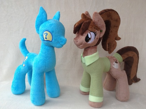 vaeyla:  Pony Plush Giveaway My dears, I'm giving you the opportunity to get a pony plush for free, the image above is an example of the quality you can expect. This giveaway will end on the 31st of August Winner of the giveaway may choose any pony they wish to be made into a plush, even an OC. You must be following. Likes & reblogs count, each give you an entry, you can reblog up to three times, no more. Plush can only be a pony, it can however be absolutely any pony you wish, even an OC. Winner will be decided by the use of a random number generator Shipping shall be paid by me. You'll have to be fine with giving me your address if you win, otherwise I'll not be able to have the plush sent to you. Winner would preferably have either a reference or a full body picture, if they want an OC.   Why not give it a try. ^^