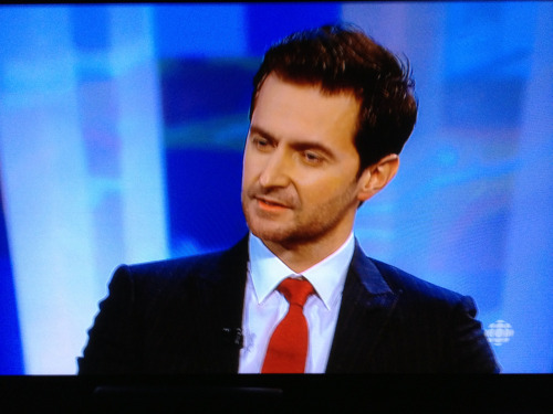 Richard Armitage on strombo