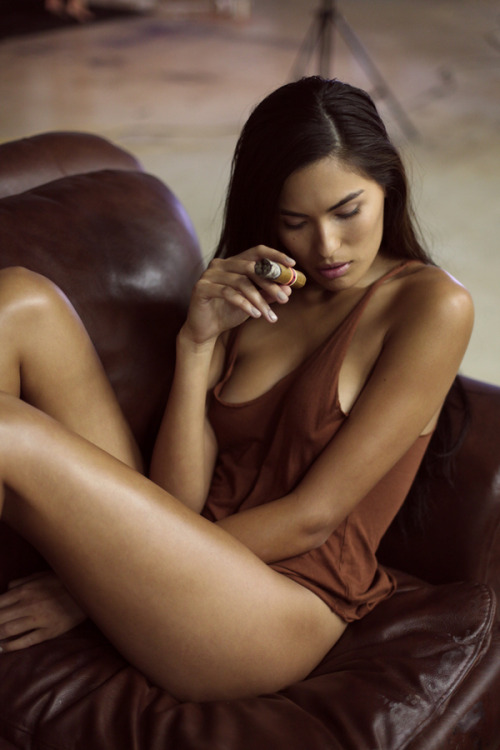 themanliness:   Vannessa Jorge | Source | More