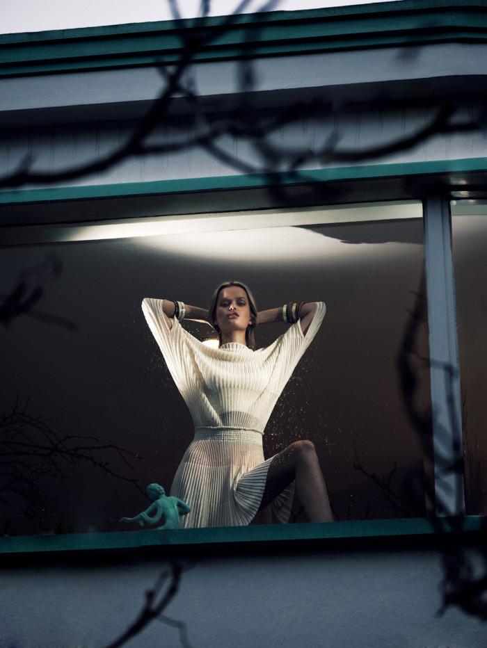 Frida Aasen x Numéro Tokyo @ ShockBlast