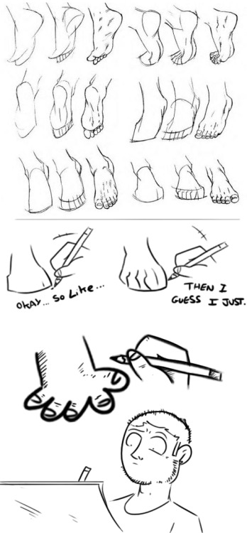 ragenineteen:  Every time I see a drawing tutorial online.