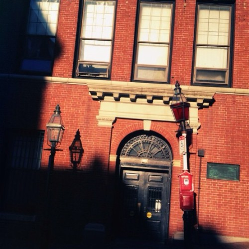 Crooked #Boston  (at Garden Street)