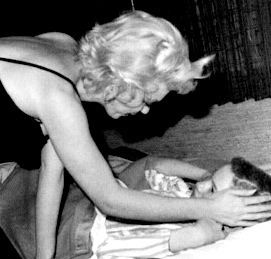 "missingmarilyn:  Happy Mother's Day! Although Marilyn didn't have the chance to be a mother due to suffering from miscarriages and an ectopic pregnancy, she always loved kids and they loved her just as much. She longed to be a mother more than anything else and really wanted to have a boy. In 1962, months before her death, she told her friend & photographer George Barris, ""The thing I want more than anything else? I want to have children. I used to feel for every child I had, I would adopt another."" I know a lot of fans including myself see Marilyn as a mother figure among many other things. We may just be fans to some people, but I hope to Marilyn she sees us as her kids, too, since she never had any. I'd like to wish Marilyn a Happy Mother's Day from all of us. We love you and we're sending lots of hugs and kisses to you in heaven!"