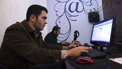 theatlantic:  Google Reader's Demise Is Awful for Iranians, Who Use It to Avoid Censorship  RSS readers take raw feeds of data—headline, text, timestamp, etc.—and display that information in a stripped-down interface along with many other feeds, which is what makes them so efficient. (Here is the RSS feed for Quartz.) Less obvious is how many RSS readers, including Google's, serve as anti-censorship tools for people living under oppressive regimes. That's because it's actually Google's servers, located in the U.S. or another country with uncensored internet, that accesses each feed. So a web user in Iran just needs access to google.com/reader in order to read websites that would otherwise be blocked. Read more. [Image: AP]