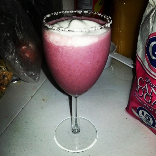 Home made smoothies