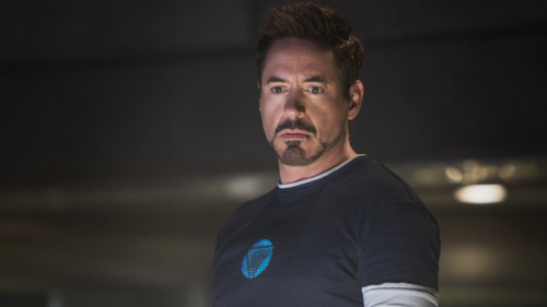 npr:  The latest Iron Man installment continues an argument begun in last summer's The Avengers about two very different kinds of American exceptionalism. Robert Downey Jr.'s Tony Stark represents a newer mythology: He gets his power from earned egotism, unchecked capitalism, and entrepreneurial genius. Armor And Anxiety: Tony Stark Is The New Captain America : Monkey See  Photo: Marvel/Walt Disney Pictures