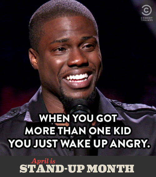There are few better cures for anger than some stand-up from Kevin Hart.