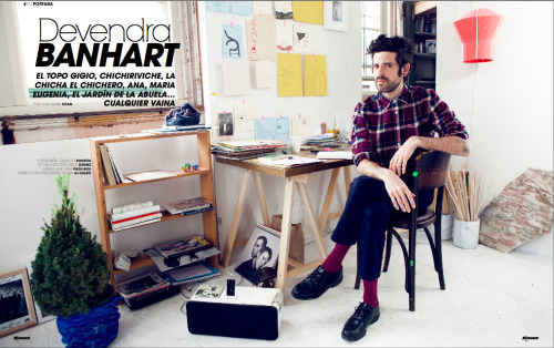 COMPLOT Magazine March 2013 Photography Osvaldo Pontón. Sitting Director David Gómez-Villamediana