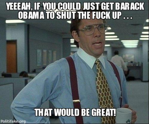 My thoughts on this Obama presser.