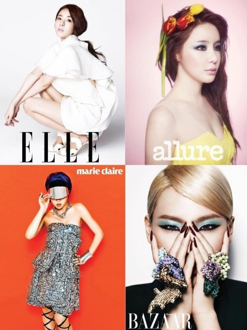 Where to buy 2NE1′s March issues of Allure, Harper's Bazaar, Marie Claire, CeCi, & ELLE Magazines  As all of you probably know, 2NE1 will be featured on the March covers of Allure (Bom), Harper's Bazaar (CL), Marie Claire (Minzy), Ceci (Dara), & ELLE (Dara) magazine. We have gotten inquiries on where to purchase the magazines. We are currently in the process of negotiating with YESAsia and other online retailers to provide even more options for Blackjacks. PLEASE FIND BELOW A LIST OF RETAILERS, AND THE COUNTRIES THEY SHIP TO FOR 2NE1′S MAGAZINE. We will continue to update this list as more sources are located.   See more at: http://ygladies.com/dara/2ne1-where-to-buy-allure-harpers-bazaar-marie-claire-ceci-elle-magazines#sthash.zOkpbO4V.dpuf