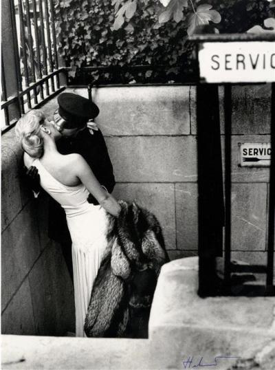 Helmut Newton, French Vogue 1976