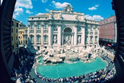 (via » Rome Italy Trevi Fountain | Wallpaper pics)