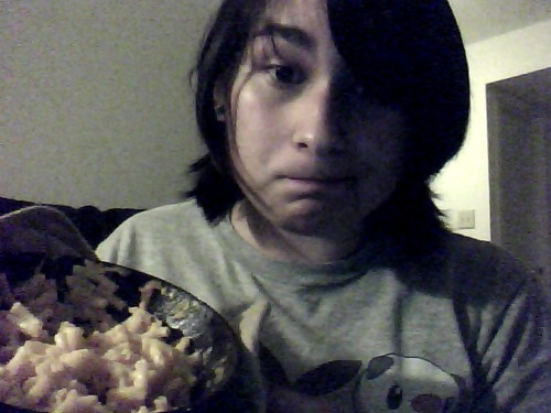 'bout to eat a big bowl of mac n cheese because moe mentioned it and then i suddenly NEEDED SOME at 11:45pm on a tuesday night. completely normal.