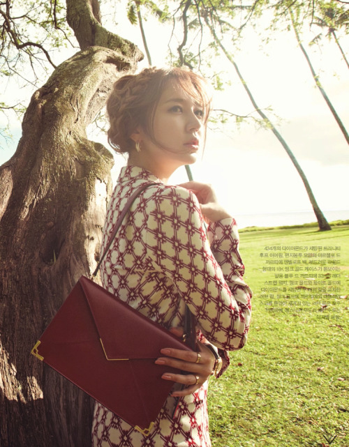 koreanmodel:  Yoon Eunhye by Choi Yongbin for High Cut Feb 2013