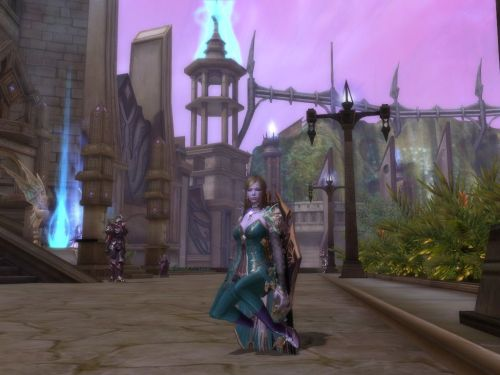 30 Day Aion Challenge: Day 24 — Your favorite glitch screenshot.