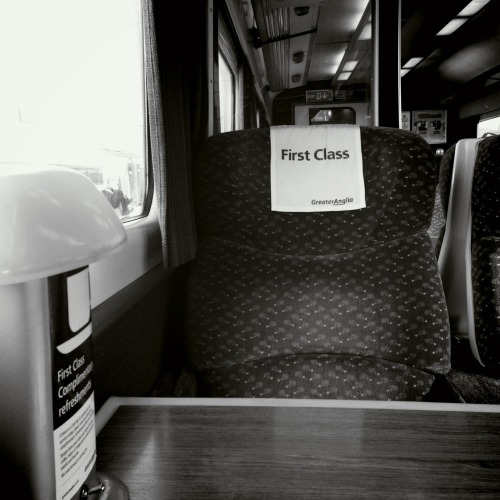 I'm a first class kinda guy I reckon… – View on Path.