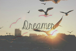 Dreamer on We Heart It - http://weheartit.com/entry/59525620/via/bitches_2   Hearted from: http://cupcakeadorableness.tumblr.com/