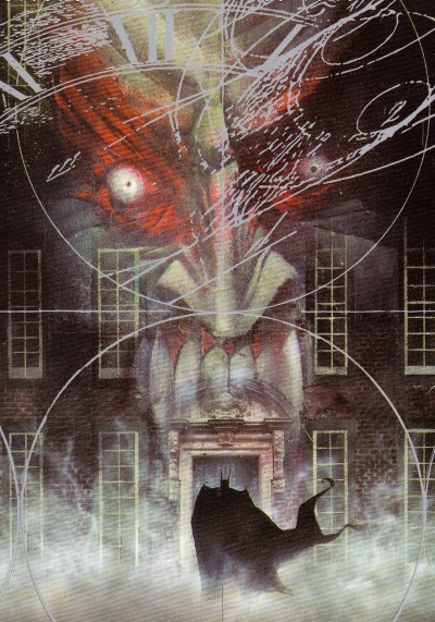 joey-maggs:   A Serious House On Serious Earth by Dave McKean  Biggest inspiration.