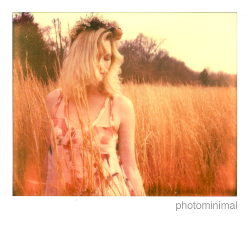 photominimal:  Animism. With Meagan N. Rhodes: Nashville / Spectra Pro / Impossible PZ 680 Cool / Follow me on Facebook.