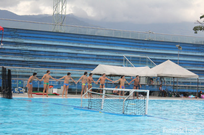 Colombia Waterpolo Olympic Team
