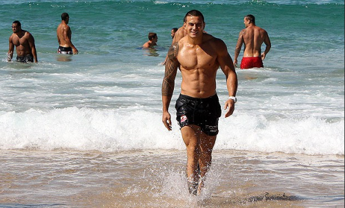 roscoe66:  Sonny Bill Williams