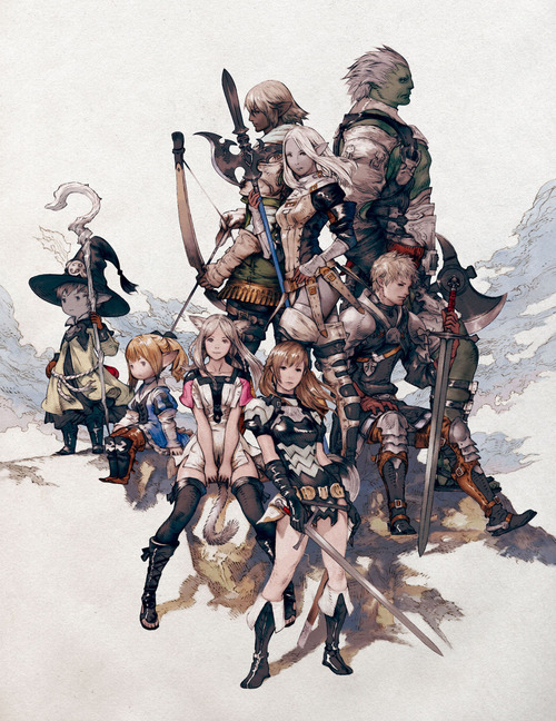 gamefreaksnz:   Square Enix narrows release window for Final Fantasy XIV: A Realm Reborn  Square Enix has announced that their upcoming MMO Final Fantasy XIV: A Realm Reborn will launch in the North American summer.
