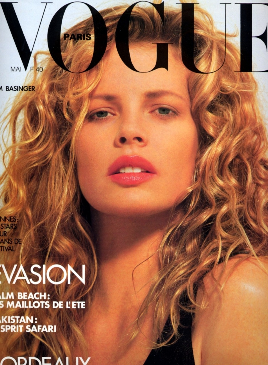 Happy birthday Kim Basinger!