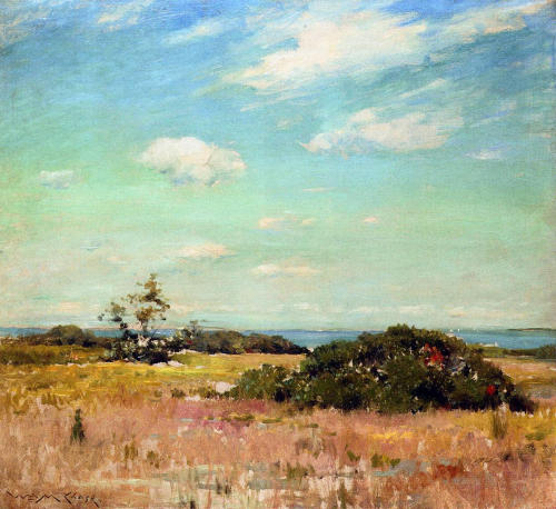 intrepid-android:  William Merritt Chase - Shinnecock Hills, Long Island