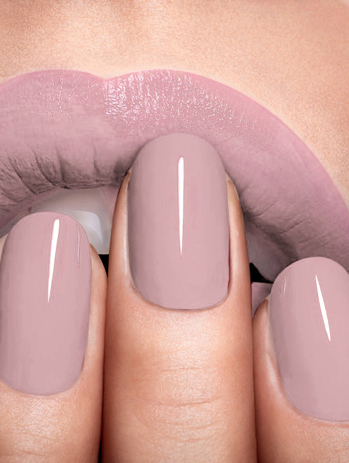 officialdogblog:  totallytransparent:  Semi Transparent Lips & Nails (changes colour with your blog background - drag it!)