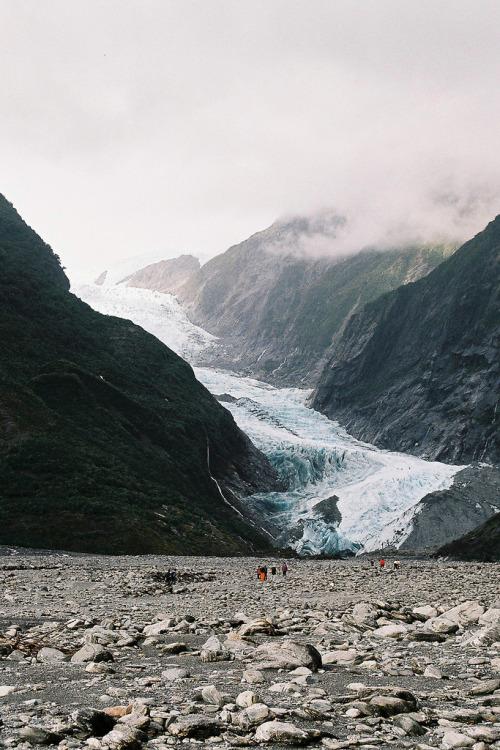 Franz Josef Glacier (by traceyjohns)