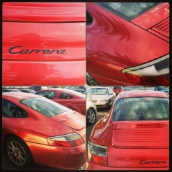 🚗 #beautifulcar #red #hot #instacollage