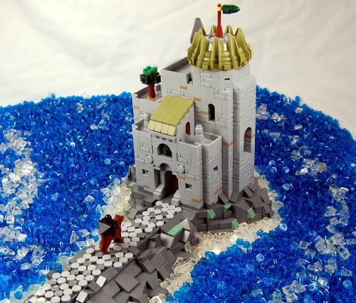 Bowborrick Castle (by Invicta Bricks)