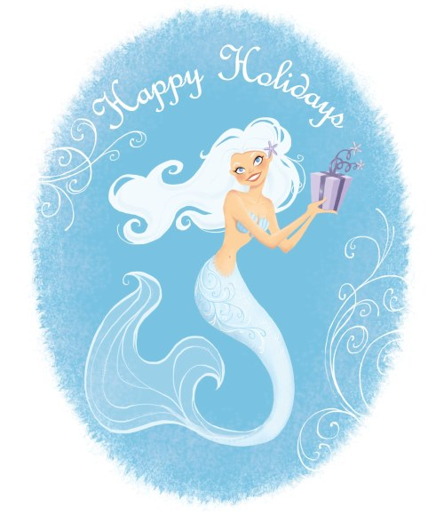Happy Holidays my angelfishies!