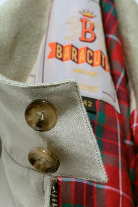 Further info: http://bit.ly/baracuta http://on.fb.me/17WY66p Baracuta