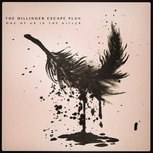 New album from #TheDillingerEscapePlan. In one word, #Brutal!