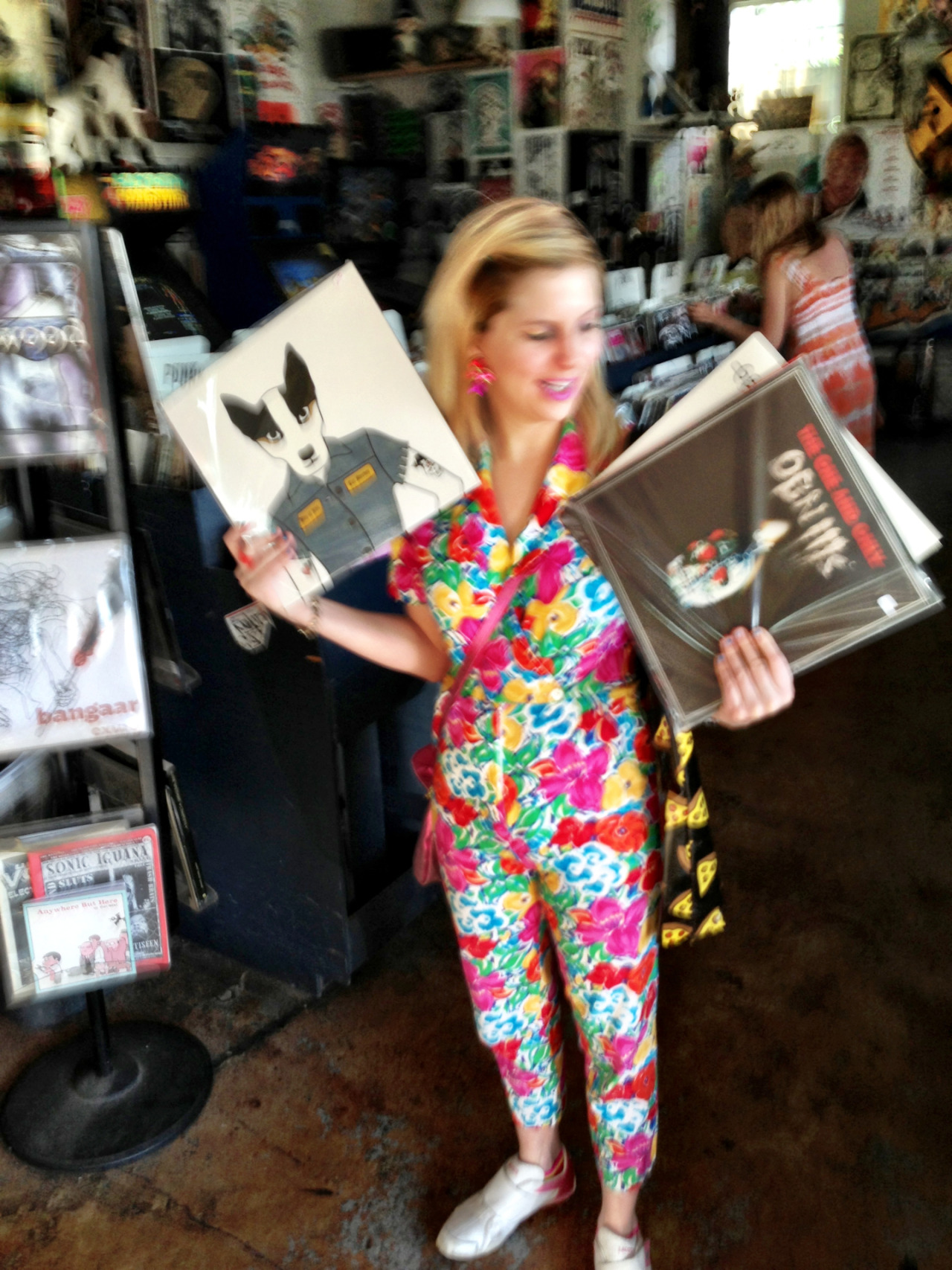 Record Store Day at Trailer Space!